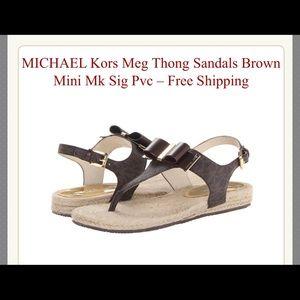 Michael Michael Kors Sandals.New🦋